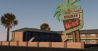 Motel Las Vegas style