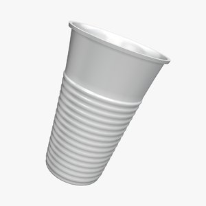 plastic cup 3ds