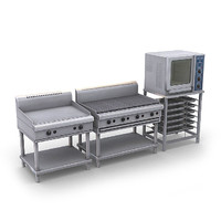 Commercial Kitchen Pack 2