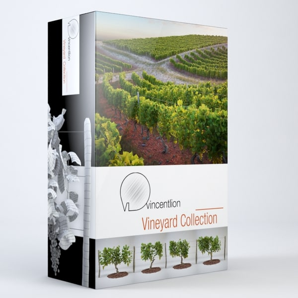 realistic vineyards max