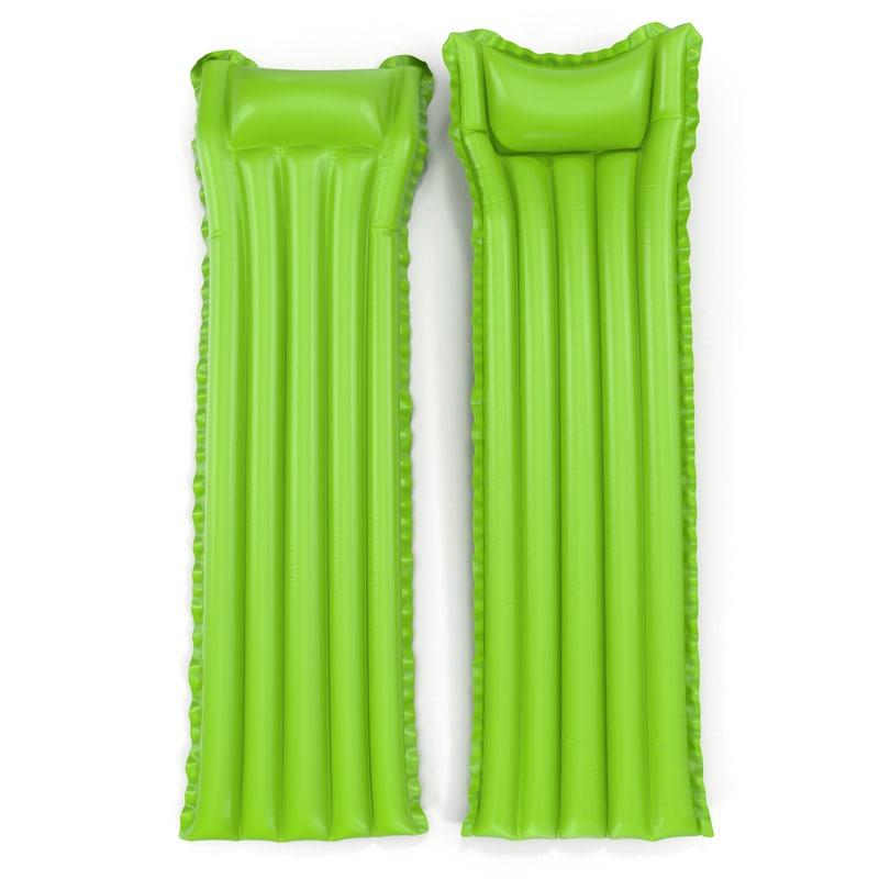 3d inflatable air mattress 3