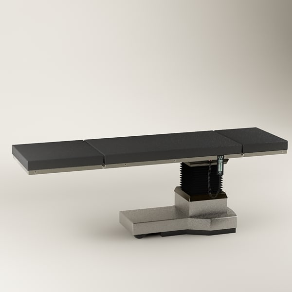 3ds max table surgical