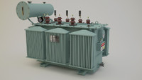 power transformer dwg