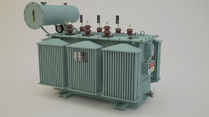 power transformer dwg