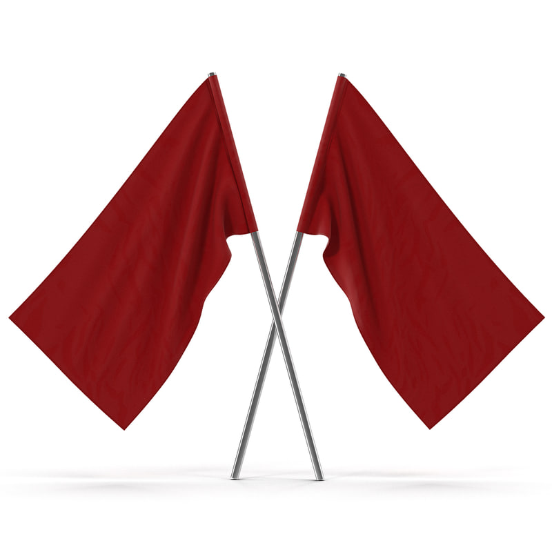 red flag c4d