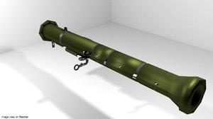 rocket launcher 3ds