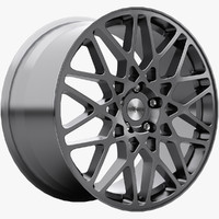 disks rotiform blq rims 3d model