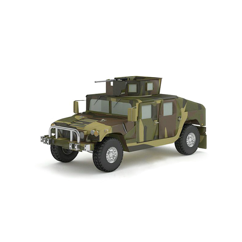 military hummer max