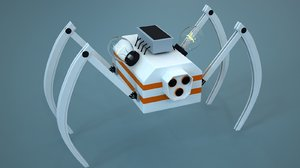 max electric spider