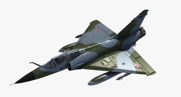 3d mirage 2000n model