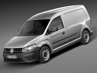 Volkswagen Caddy Maxi Van 2016