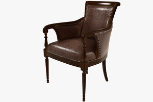 3d ambella charles desk chair