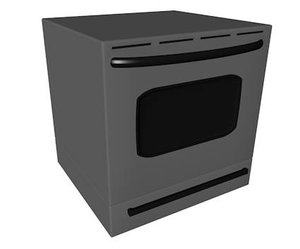 3ds oven cooker