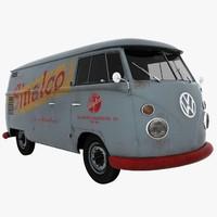 transporter t1 sinalco 3d model