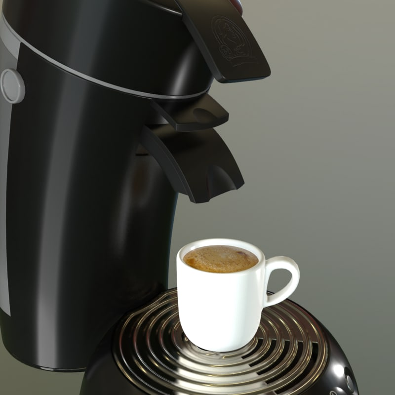 philips coffee maker max