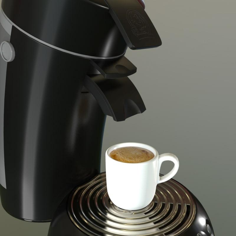 philips coffee maker max