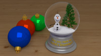Olaf Snowball