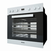 Kitchen Appliances Miele H2261LST Miele KM6012
