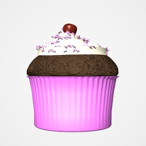 3ds cupcake lightwave