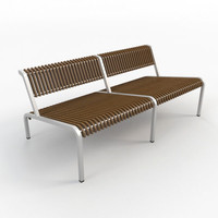 free chair realistic 3d model
