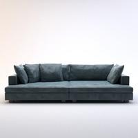 cloud atlas sofa 3d max