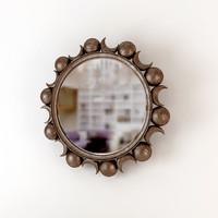baker luna mirror 3d obj