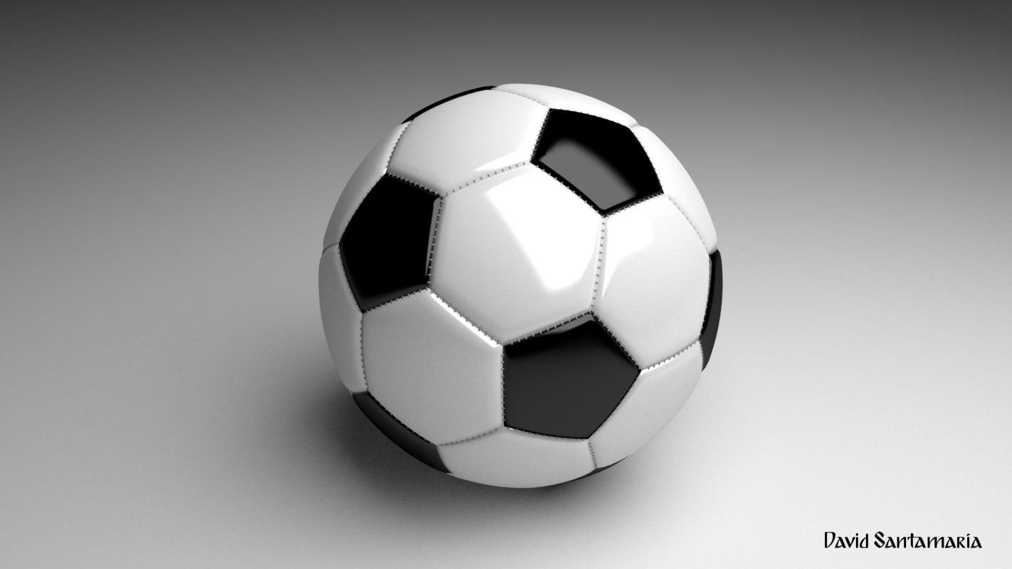football ball 3ds