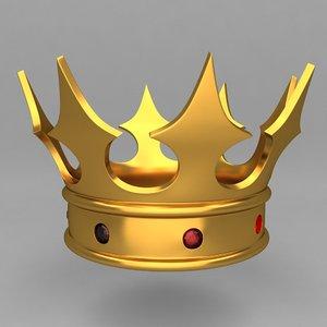 max crown king ornaments