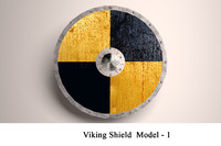 Viking Shield model 1