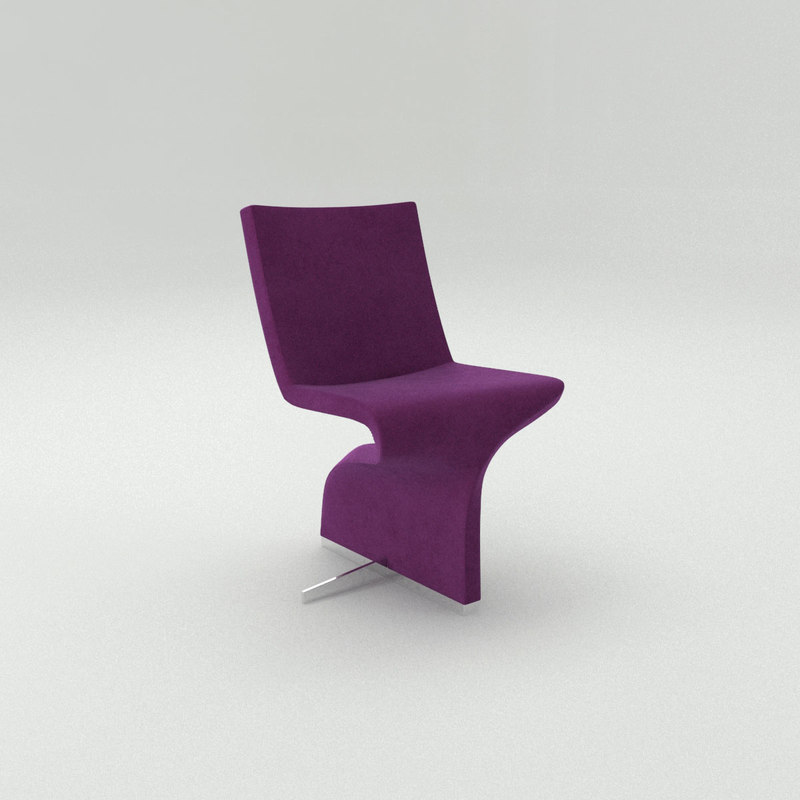 3ds max tonon twist chair