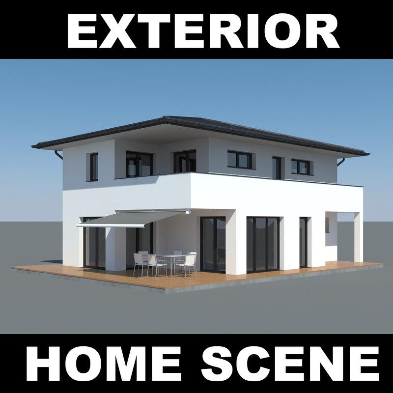 family house max