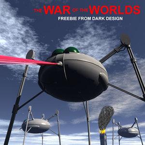 walker war worlds 3ds free