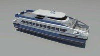 28m Carbon Catamaran