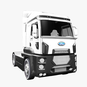 3d realistic cargo 1846 t model