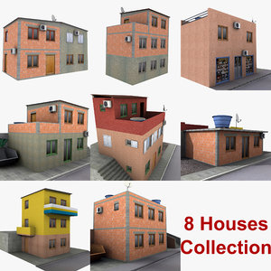 3ds 8 houses