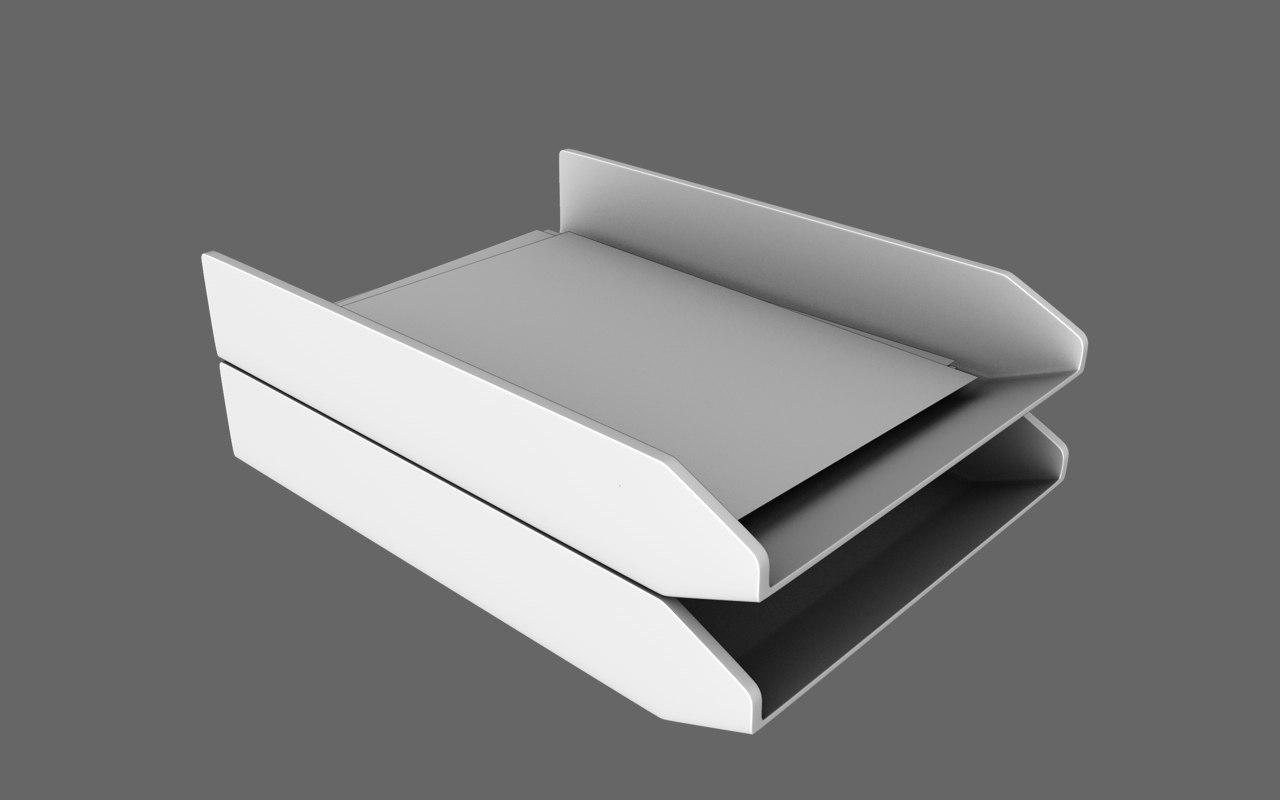 free obj mode paper tray