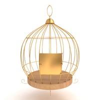 Birds metal Cage 1
