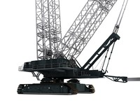 Terex Demag Twin Crawler Crane