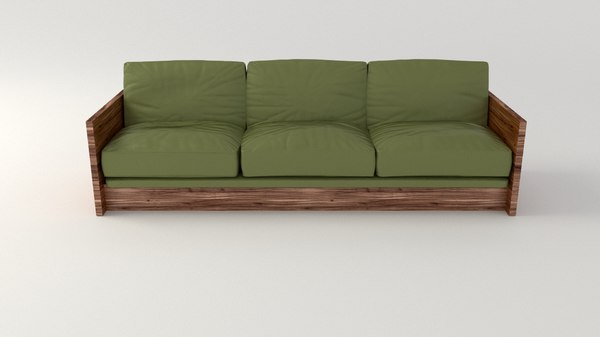 obj couch sofa