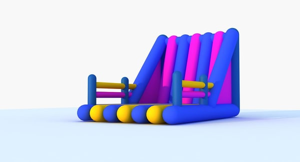 3d model inflatable