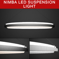 Nimba LED Suspension Light - 4 SIZES
