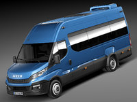 Iveco Daily Minibus 2015