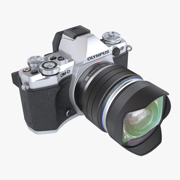 photoreal mirrorless camera olympus max