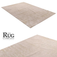 The Rug Company DESERT SILVER