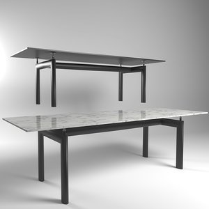 3d model le table cassina