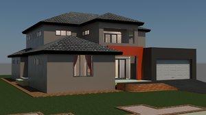 house 159 3d 3ds