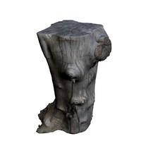 3d ready tree stump model