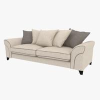 wentwood sofa 3d model
