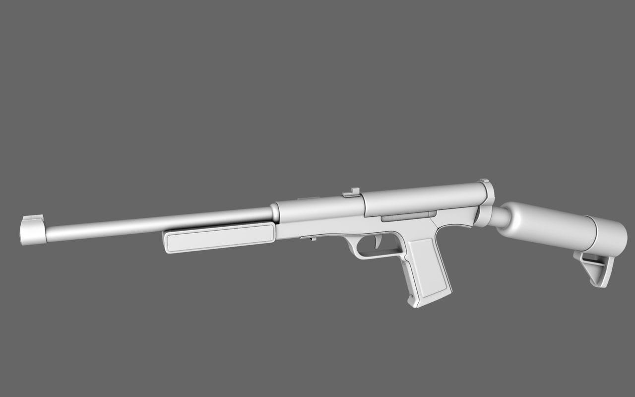 maya paintball gun