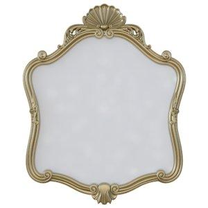seven sedie baroque 3d max